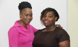 Two Nevisians receive MUA/NIA Scholarship