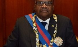 Governor General of St. Kitts and Nevis hospitalized at JNF
