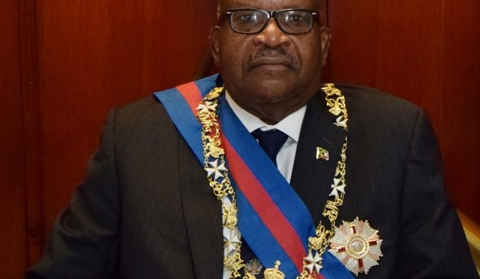 You are currently viewing Governor General of St. Kitts and Nevis hospitalized at JNF