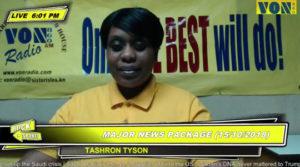 Tashron Tyson
