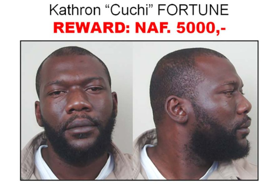 You are currently viewing St. Maarten fugitive back in custody of country's authorities