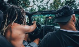 Caribbean Drive Time