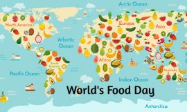 Minister of Agriculture in St. Kitts brings attention to a healthy lifestyle, amid world food day 2019