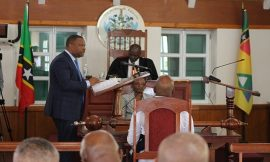 Budget Day is Dec. 3rd 2019 here on Nevis