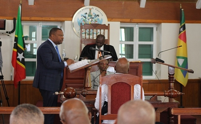 You are currently viewing Budget Day is Dec. 3rd 2019 here on Nevis
