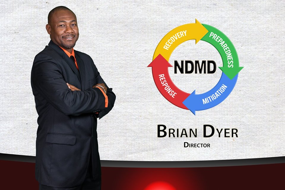 """You are currently viewing 2019 Atlantic Hurricane Season was """"relatively average"""", so says NDMD's Director"""