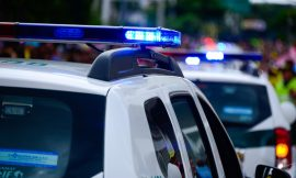 Police on St. Kitts searching for suspect following car chase