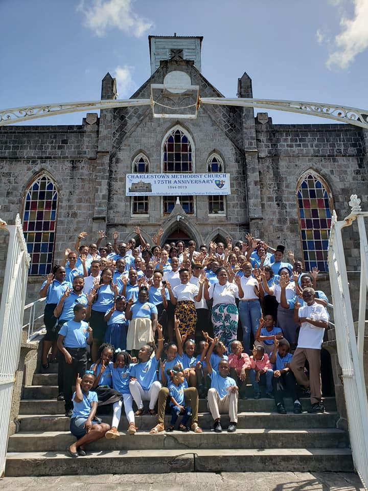 Charlestown Methodist Church celebrates 175 years of Ministry
