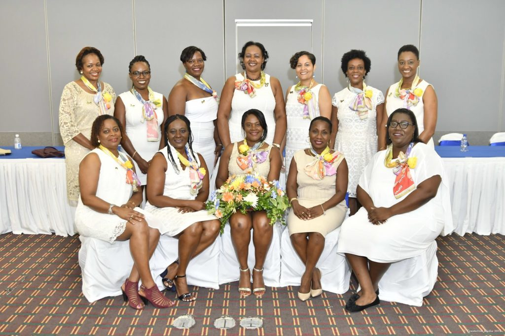 St. Kitts Professions Women's Club dedicated towards women's rights in Society