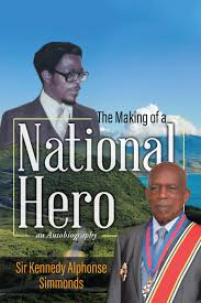 """You are currently viewing """"The Making of a National Hero"""" to be launched in St. Kitts this evening"""