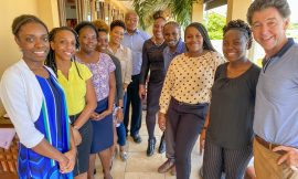 UK funds Digital Media workshops for Media Professionals in St Kitts and Nevis