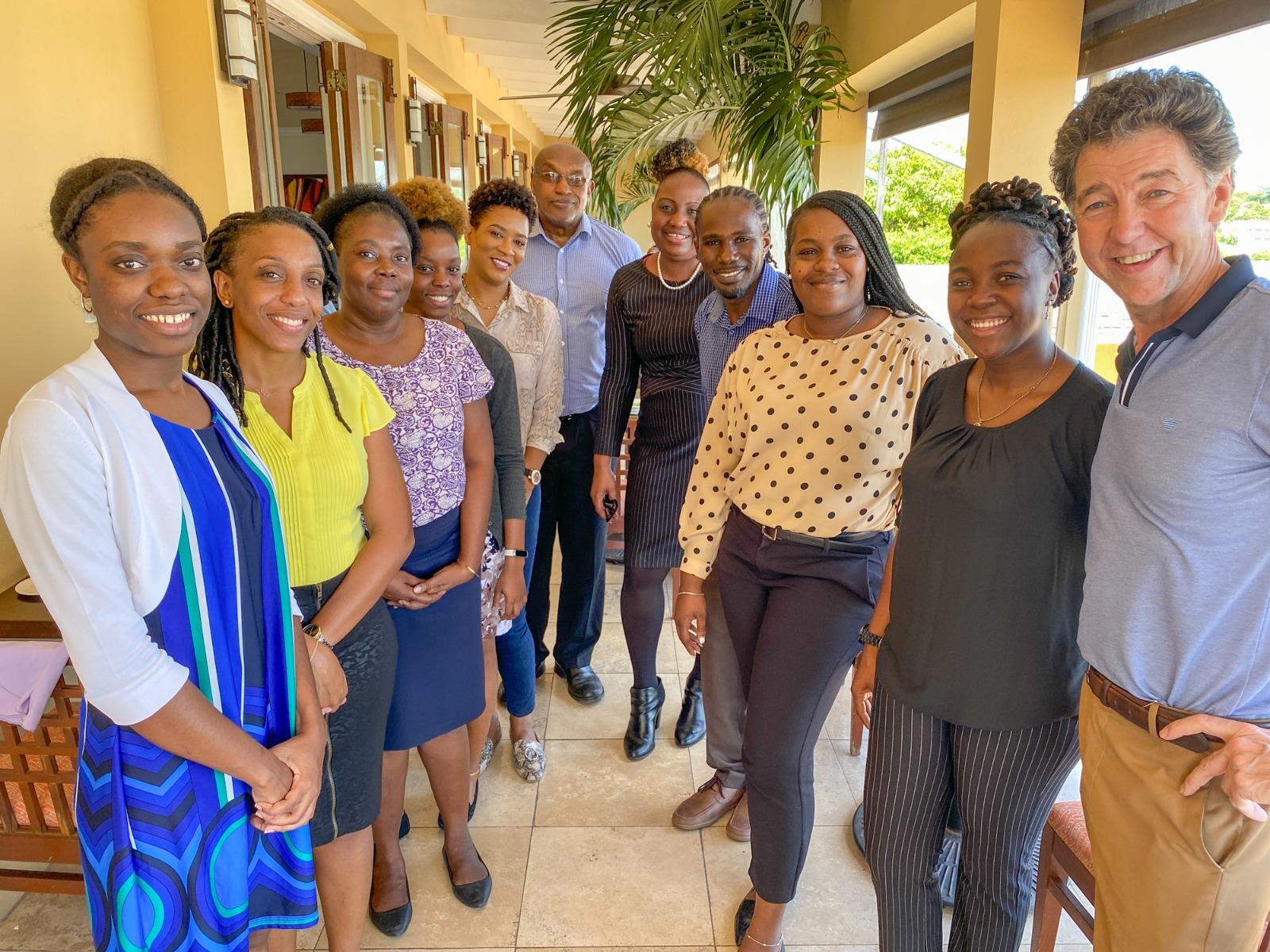 UK funds Digital Media workshops for Media Professionals in St Kitts and Nevis