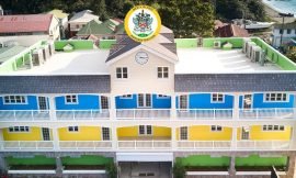 New Treasury Building officially opens here on Nevis