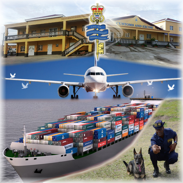 Customs and Excise Department elaborates on how they managed one of the busiest shipping and imports seasons