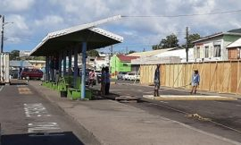 Parking restricted for all private vehicles at the West Bus Terminal in St. Kitts