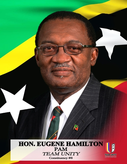 "Present Team Unity Gov't leading citizens & residents into ""the Promise Land"", says Minister Hamilton"