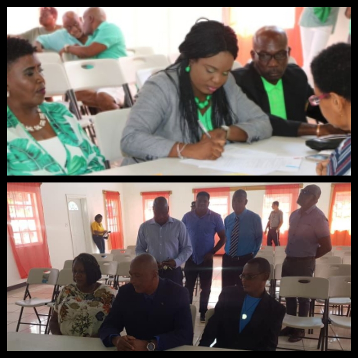 You are currently viewing CCM's & NRP's candidates officially nominated to contest St. Thomas' Parish By-Election