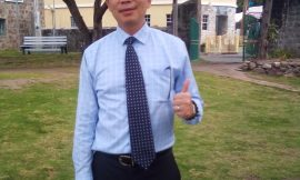 Resident Ambassador of ROC Taiwan provides insight on Pinney's Recreational Park Project