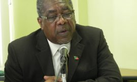 Attorney General and Minister of Justice and Legal Affairs addresses Emancipation Day Protest