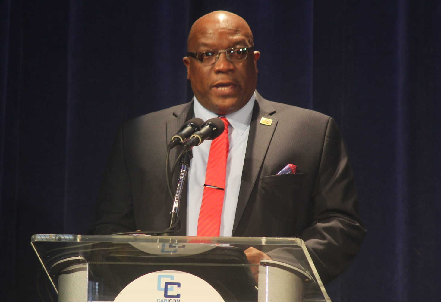 "PM Harris announces ""Total Lockdown"" in SKN"