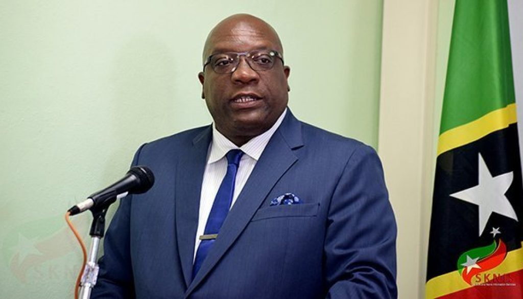 """You are currently viewing """"No need to panic"""" says PM Harris, following confirmed cases of CoVID-19 in SKN"""