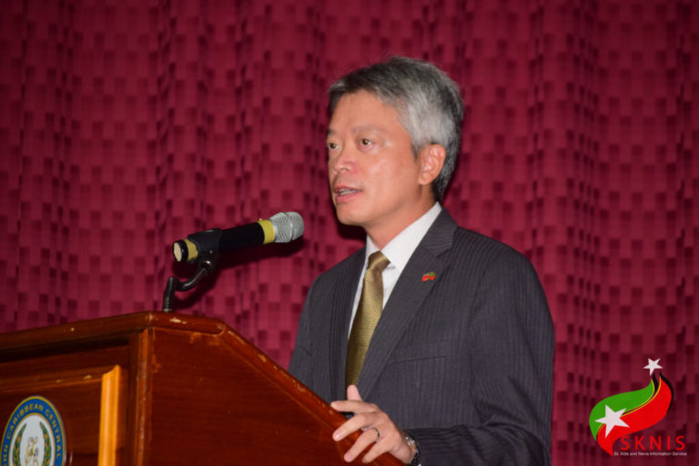 ROC Taiwan pledges support to SKN, in fight against CoVID-19