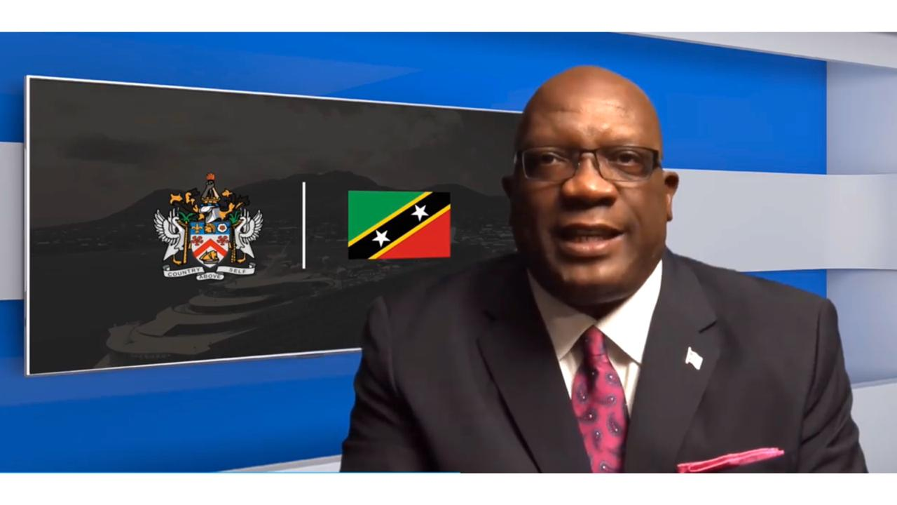 """You are currently viewing Upcoming Election presents """"a clear choice"""" for SKN's residents, says PM Harris"""