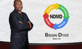 NDMD's Director gives update on Tropical Storm Development