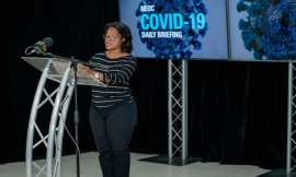 80 percent of SKN's CoVID-19 cases recovered