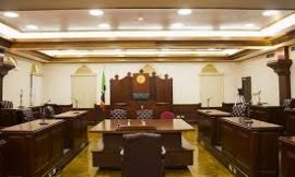 National Assembly dissolved on Tuesday, May 12th, 2020