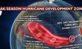 """""""Hurricane Season has commenced unofficially"""", says NDMD's Director"""