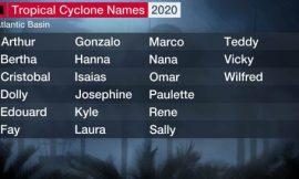 2020 Atlantic Hurricane Season officially begins