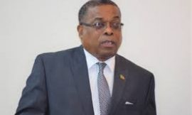 SKN Ambassador to H.E. Liburd offers tribute to Haiti's President at 75th session of UN Assembly