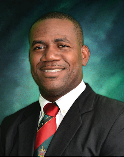 """You are currently viewing Leader of PAM says Richard Caines,"""" played a role in the development of SKN"""""""