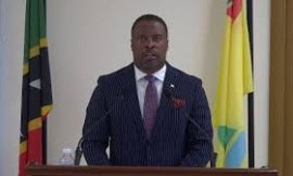 Nevis' Premier provides update on Brown Hill and Craddock Road Rehabilitation Projects