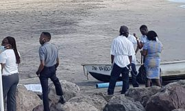 Nevis records drowning incident