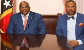 """Hosting of Parties """"a particular concern"""" here in St. Kitts and Nevis"""