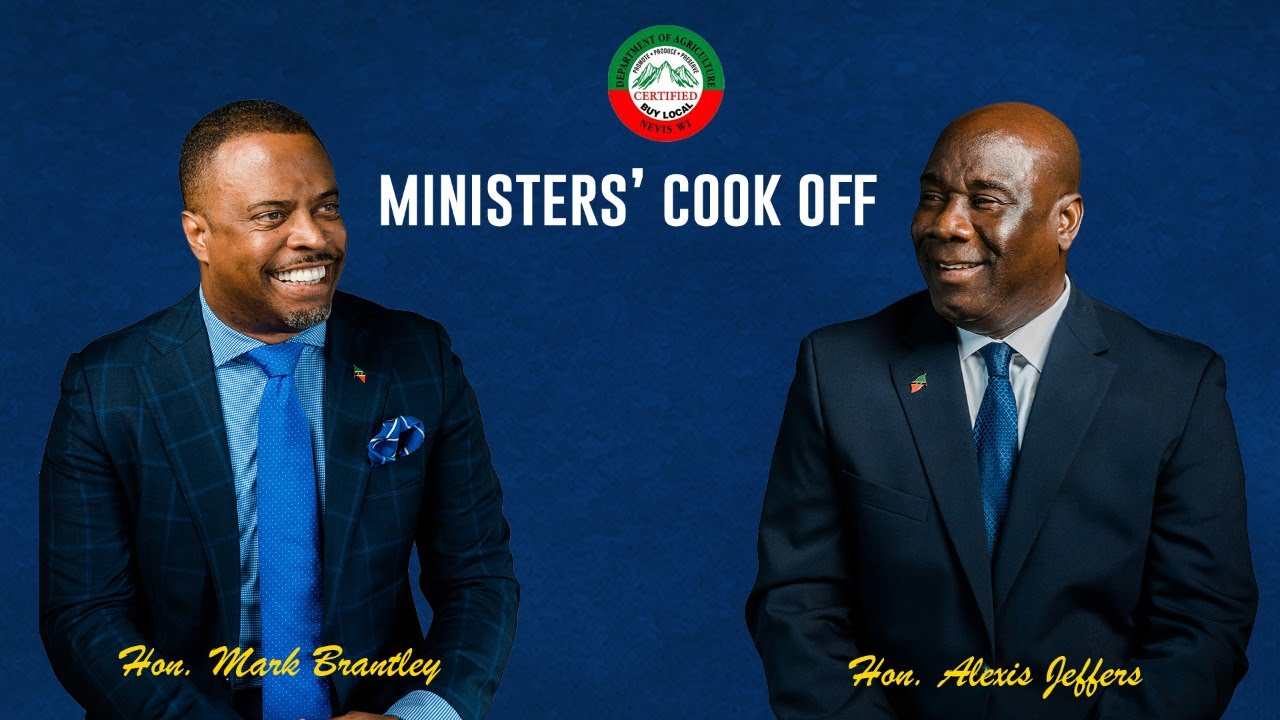 You are currently viewing Minister of Agriculture wins World Food Day Minister's Cook-off