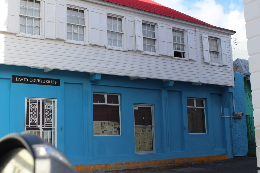 You are currently viewing David Coury and Company Ltd. donates medical supplies to Nevis' Ministry of Health