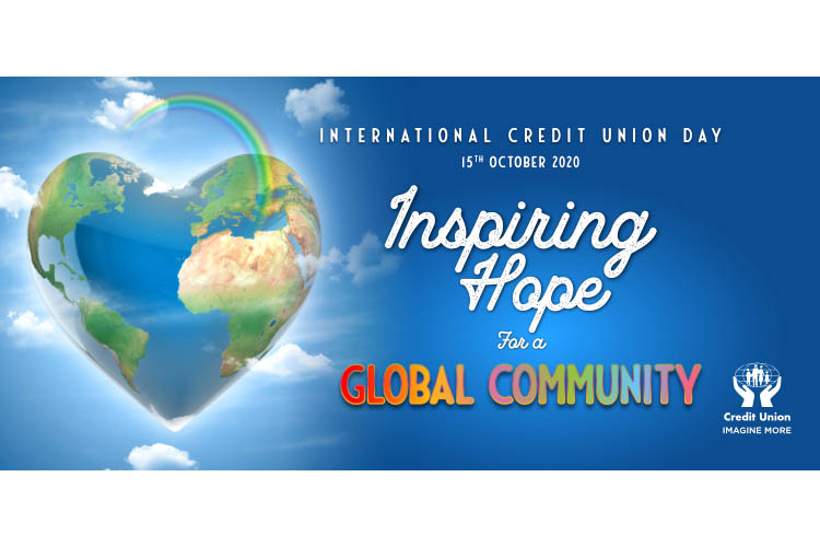 St. Kitts and Nevis celebrates International Credit Union Day with the world