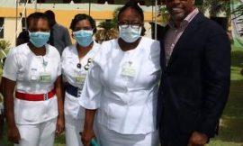 Nevis' nursing staff receive salary upgrade, retroactive from June 1st 2020