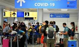 Will added travel restriction at Immigration and Customs Point of entry deter travelers from traveling?