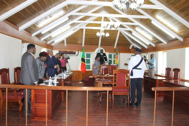 Nevis Island Assembly Sitting slated for Thursday November 5th