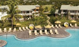 How is the Four Seasons Resort, Nevis', new operations functioning?