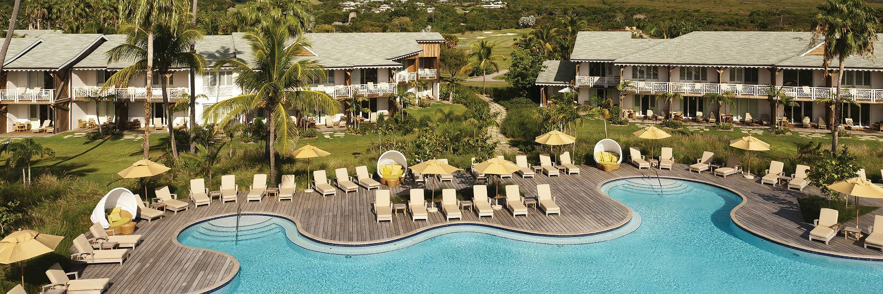 You are currently viewing How is the Four Seasons Resort, Nevis', new operations functioning?