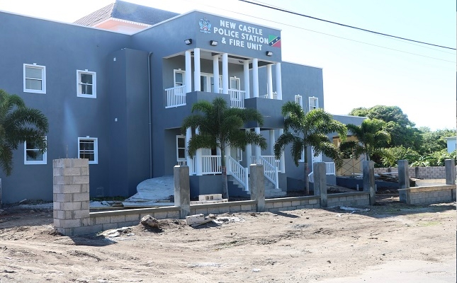 Newcastle Police Station to formally open on Thursday, December 3rd, 2020