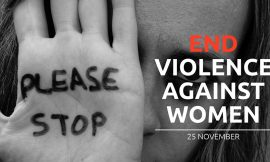 Nevis' Ministry of Gender Affairs seeks to raise awareness of Gender-based violence through campaign