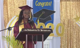 54 Students graduated from the Nevis Sixth from College