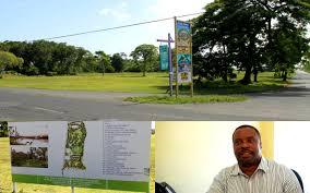 """Read more about the article Construction work at Pinney's Park """"34.5 % completed"""""""