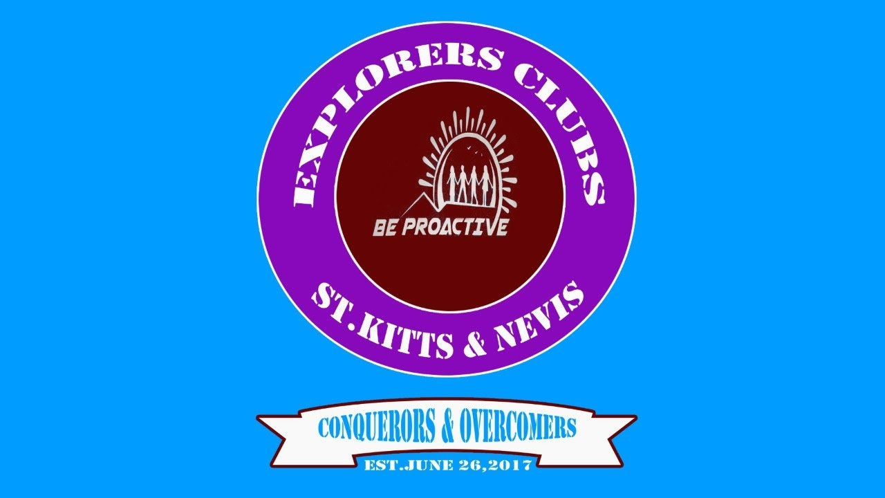 PM Harris expresses his hopes of Future leaders emerging from the Explorers Club